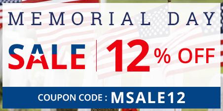Memorial Day Discount Deals